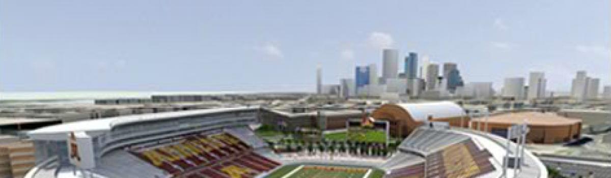 TCF Stadium – Minneapolis, MN