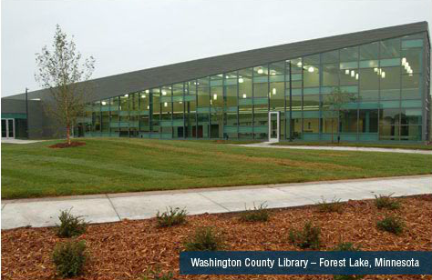 Washington County Library - Forest Lake, MN