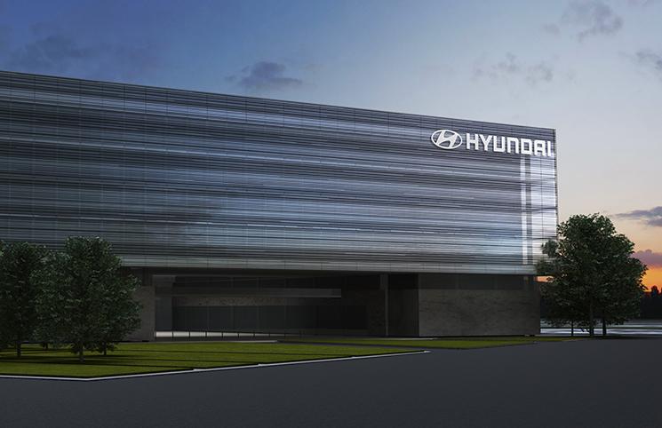 Enclos - Hyundai Motor America Headquarters
